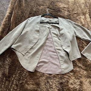 Lelis  stone grey light jacket
